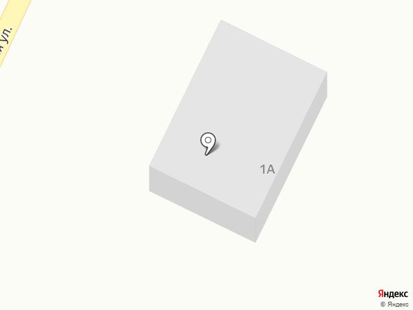Скорпион на карте Березовки