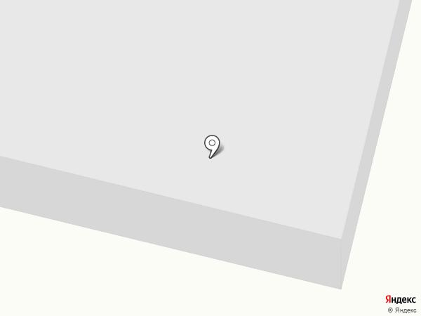 Танер на карте Березовки