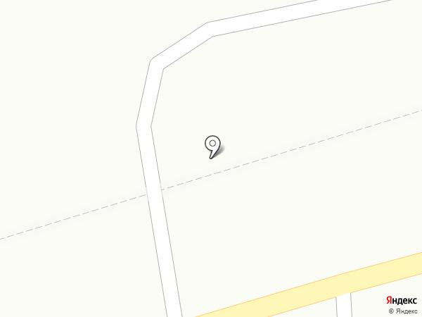 Пожарная часть пос. Березовки на карте Березовки