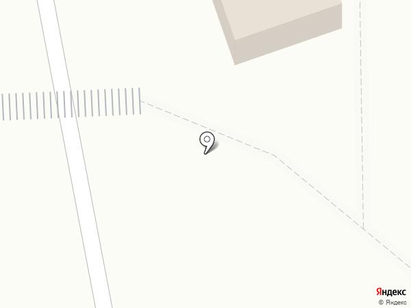 Домовёнок на карте Березовки