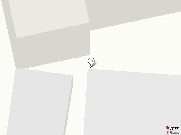 Контакт на карте Березовки