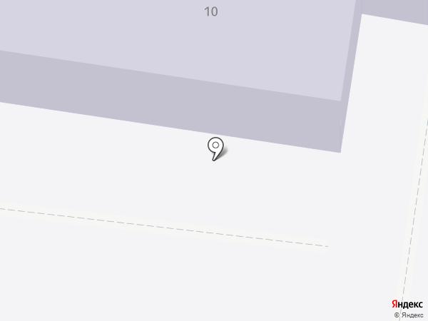 Берёзовский детский сад №4 на карте Березовки