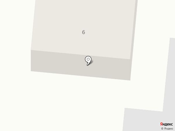 Магазин хозяйственных товаров на ул. Дружбы на карте Березовки