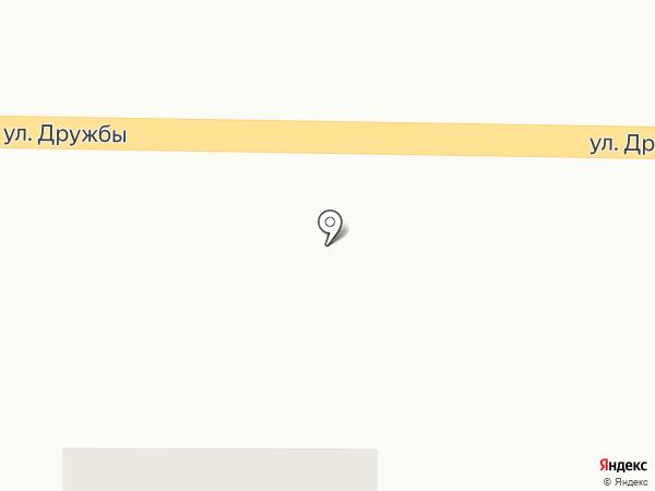 Магазин продуктов на карте Березовки