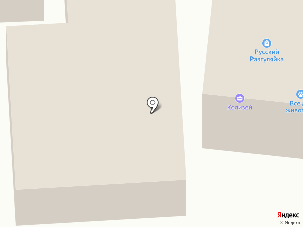 Рич-Металл на карте Березовки