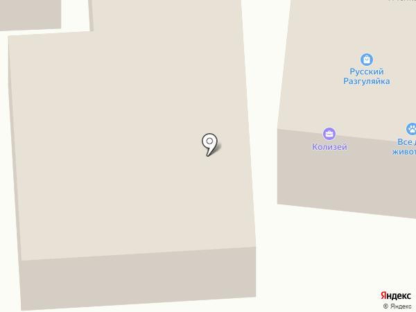 Алкомир на карте Березовки