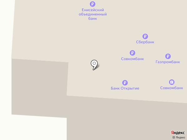 О2 на карте Березовки