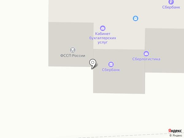 Отдел судебных приставов по Березовскому району на карте Березовки