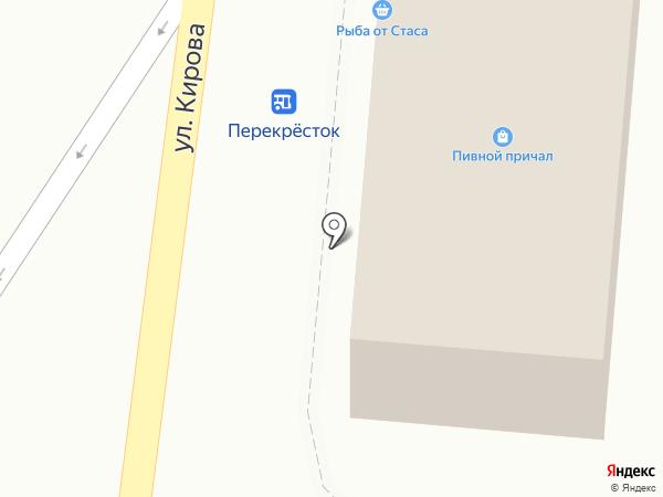 Ломбард Гарант на карте Березовки