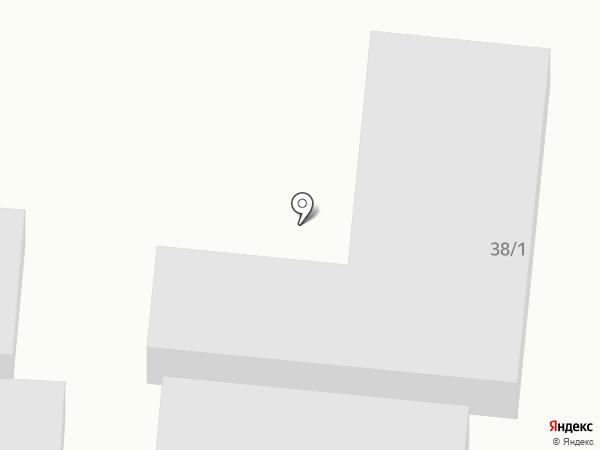 5 шагов на карте Березовки