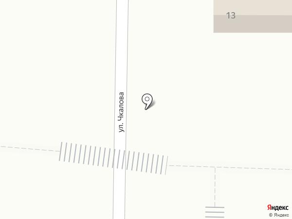 Воскресная школа на карте Березовки
