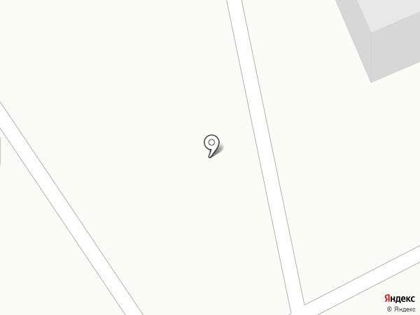 Шиномонтажная мастерская на Трактовой на карте Березовки