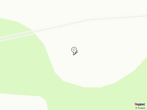 Автоэвакуатор на карте Березовки