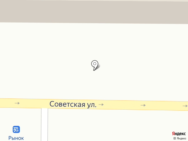 Высотник на карте Березовки