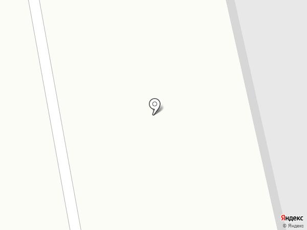Ясна на карте Березовки
