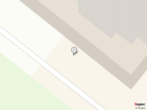 АлесСтрой на карте Сосновоборска