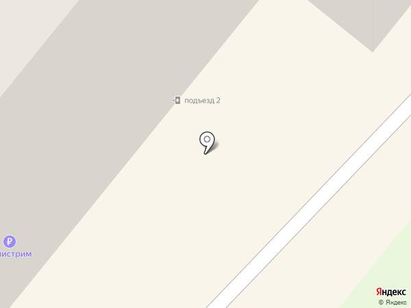 Пещера Дракона на карте Сосновоборска