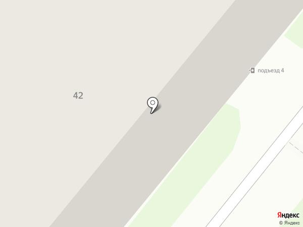 Топтыжка на карте Сосновоборска
