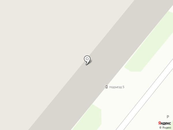 Открывашка на карте Сосновоборска