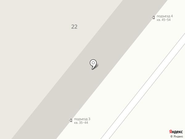 Лайма на карте Сосновоборска