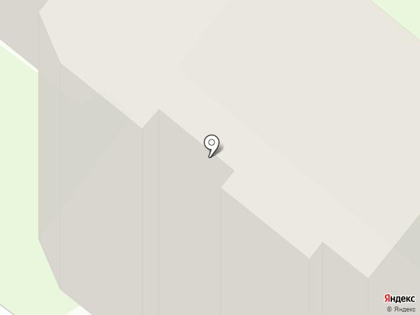Outlook на карте Сосновоборска