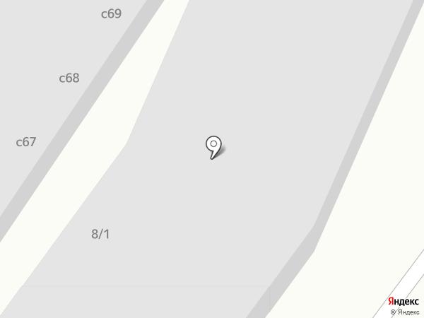Мебельщик на карте Сосновоборска