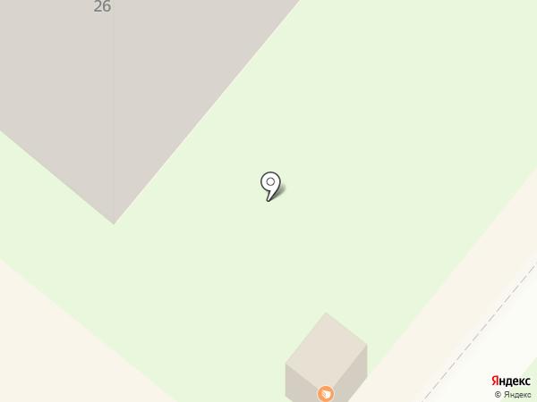 РОСНО-МС на карте Сосновоборска