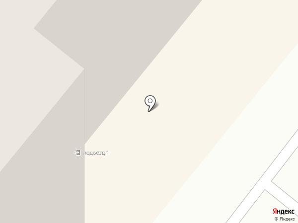 Пивной причал на карте Сосновоборска