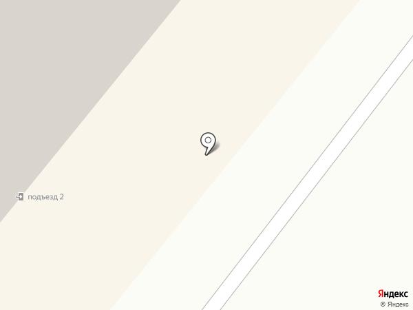 Зооника на карте Сосновоборска