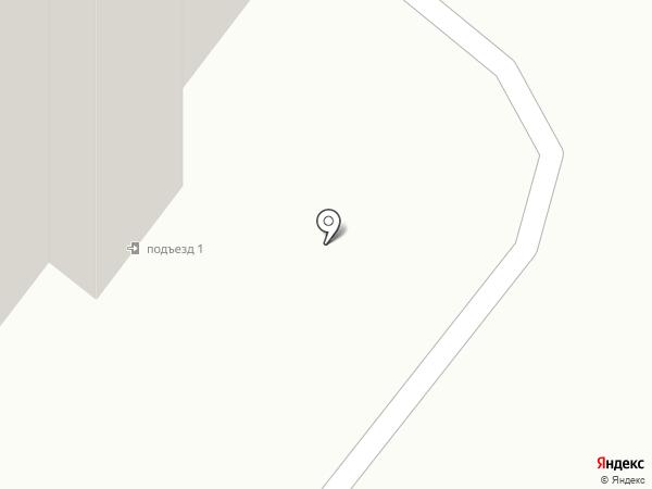 Ретро на карте Сосновоборска