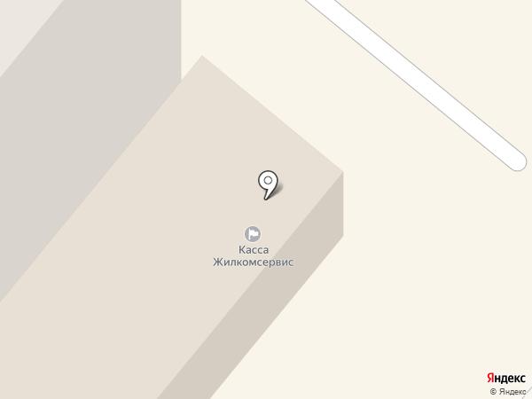 Инмарко на карте Сосновоборска