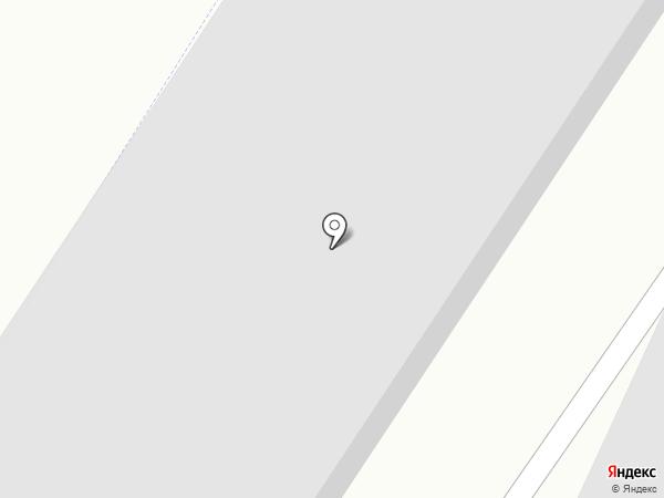 #АК. garage на карте Сосновоборска