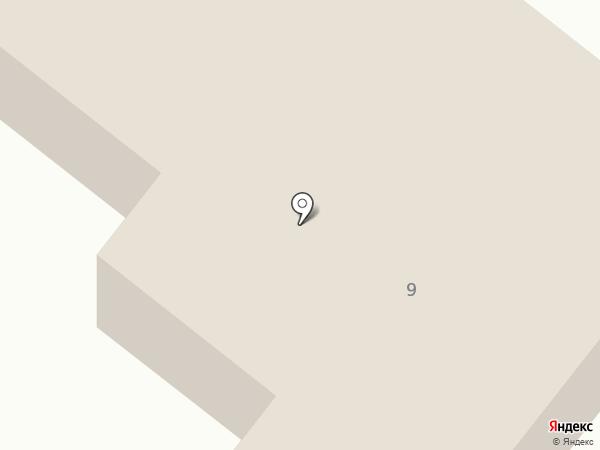 Клиентская служба на карте Сосновоборска
