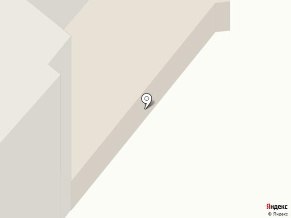 ИнвестЖилСтрой на карте Сосновоборска