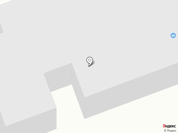 SNK AVTO на карте Сосновоборска