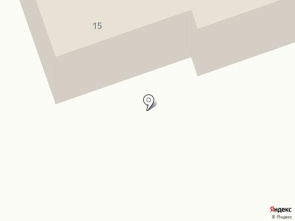 Введенский храм на карте Сосновоборска