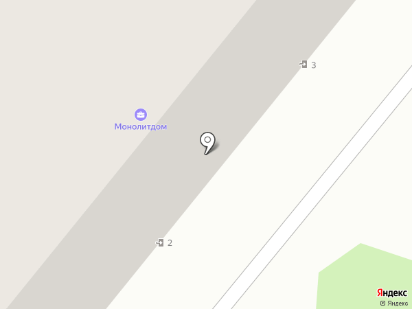 Гармония на карте Сосновоборска