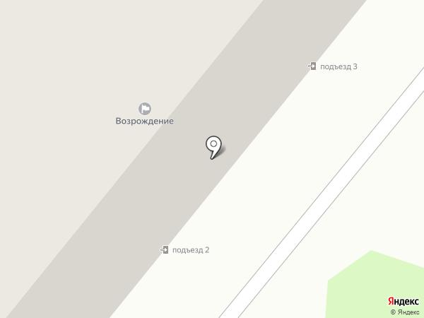 Нетроник на карте Сосновоборска