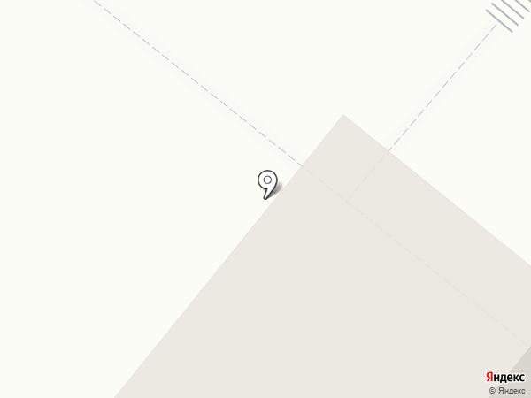 Тюльпан на карте Сосновоборска