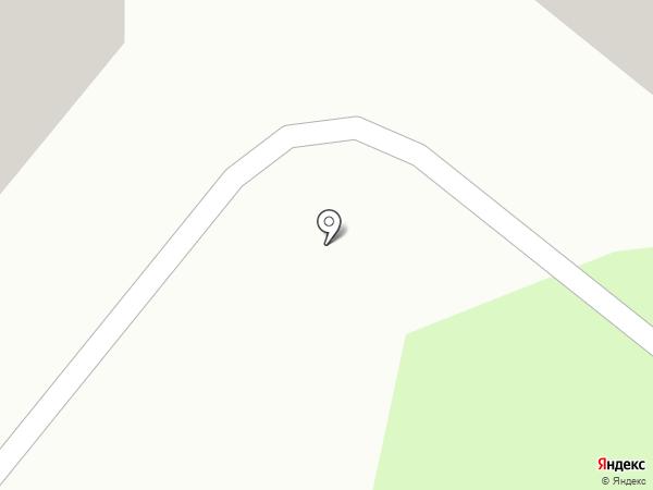На 9-ой Пятилетки на карте Сосновоборска