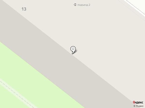 Федеральная кадастровая палата Росреестра по Красноярскому краю на карте Сосновоборска