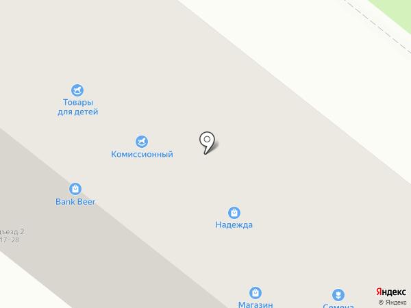 Элит Прогресс на карте Сосновоборска