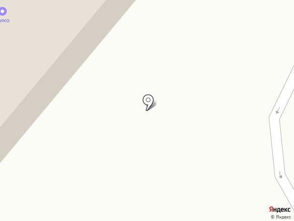 Некрополь-2 на карте Сосновоборска