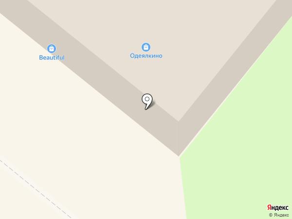 Аптека.ру на карте Сосновоборска