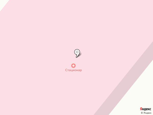 Банкомат, Енисейский объединенный банк на карте Сосновоборска