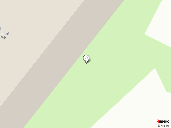 ДЮСШ г. Сосновоборска на карте Сосновоборска