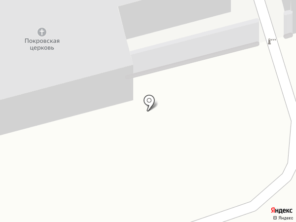 Храм Пресвятой Богородицы на карте Бархатово