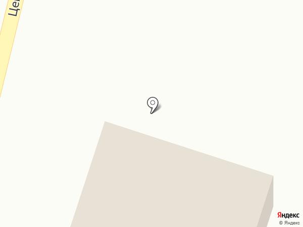 Удачный на карте Сорокино