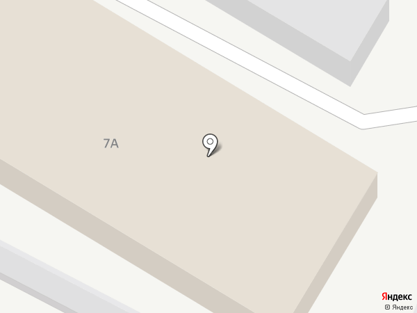 База пиломатериалов на карте Железногорска