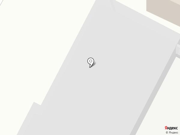Медведь на карте Железногорска
